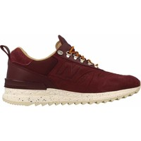 Shoes Men Low top trainers New Balance TBATRC 584031-60-92 burgundy