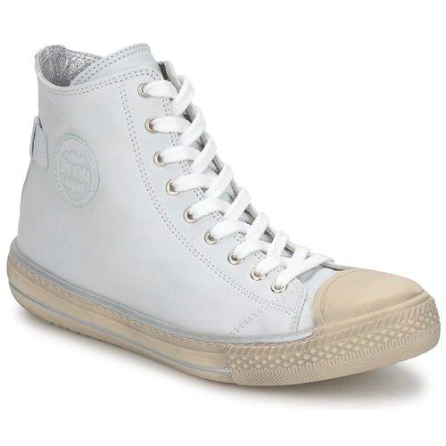 Shoes Children Hi top trainers Hip LOUGO Cream
