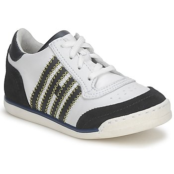 Shoes Children Low top trainers Hip ARCHIK White / Blue