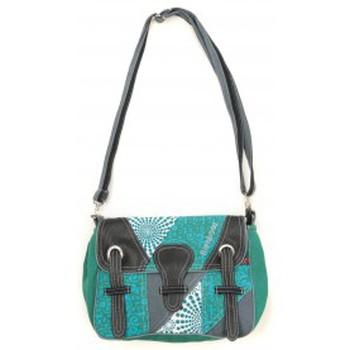 Bags Women Shoulder bags Bamboo's Fashion Petit Sac Besace Dublin GN-154 Vert Green