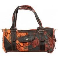 Bags Women Small shoulder bags Bamboo's Fashion Sac à main Doha GN-146 Orange/Marron Orange