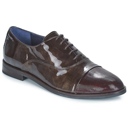 Shoes Women Derby Shoes Dorking RAQUEL Brown