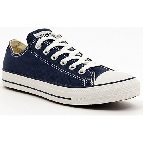 Shoes Low top trainers Converse ALL STAR OX NAVY Multicolore