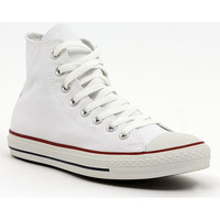 Shoes Men Hi top trainers Converse ALL STAR HI   OPTICAL WHITE     84,4