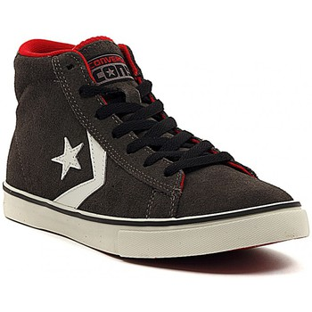 Shoes Boy Hi top trainers Converse PRO LEATHER Multicolore