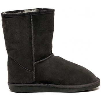 Shoes Girl Mid boots EMU WALLABY  LO CHARCOAL     74,4