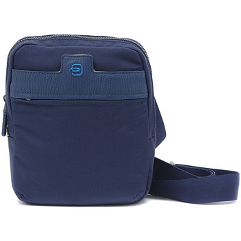 Bags Men Pouches / Clutches Piquadro BLU TRACOLLINA Multicolore