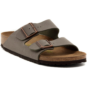 Shoes Mules Birkenstock ARIZONA  STONE     90,9