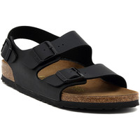 Shoes Sandals Birkenstock MILANO SCHWARZ Multicolore
