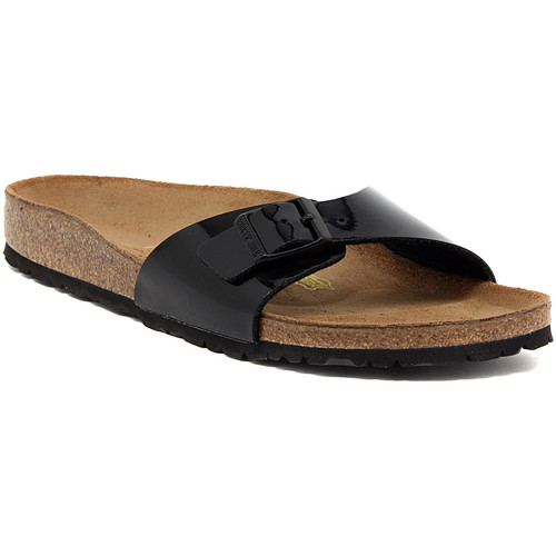 Shoes Women Mules Birkenstock MADRID  SCHWARZ LACK     77,2