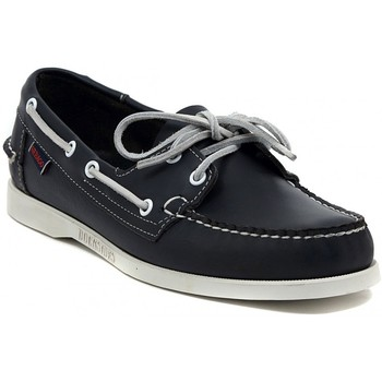 Shoes Men Boat shoes Kammi SEBAGO SCARPA VELA NAVY Multicolore