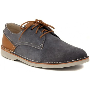 Shoes Men Derby Shoes Clarks HINTON FLY DENIM    156,4