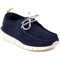 Shoes Men Boat shoes Kammi DOCKSTEPS INDEPENDENT LOW INDIGO Multicolore