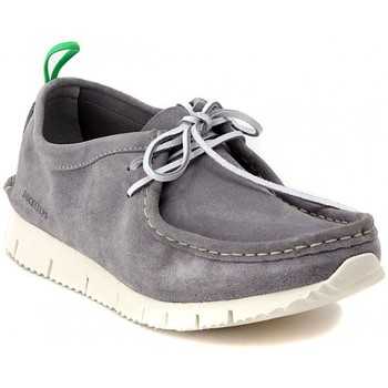 Shoes Men Boat shoes Kammi DOCKSTEPS  INDIPENDENT LOW GREY Multicolore