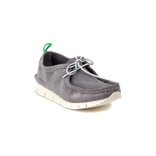 Shoes Men Boat shoes Kammi DOCKSTEPS   INDIPENDENT LOW  GREY    104,1