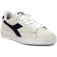 Low top trainers Diadora GAME LOW  WAXED BLU