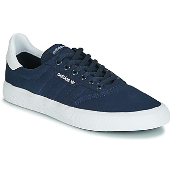 Shoes Low top trainers adidas Originals 3MC Blue / Navy