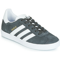 Shoes Children Low top trainers adidas Originals GAZELLE C Grey