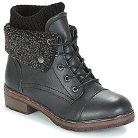 Shoes Women Mid boots Coolway BRING Black