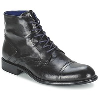 Shoes Men Mid boots Azzaro EPICOR Black