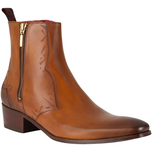 Shoes Men Mid boots Jeffery-West Carlito Leather Boots brown