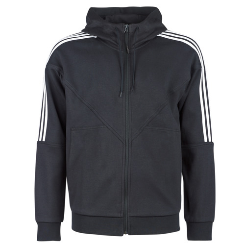 Clothing Men Track tops adidas Originals NMD HOODY FZ Black