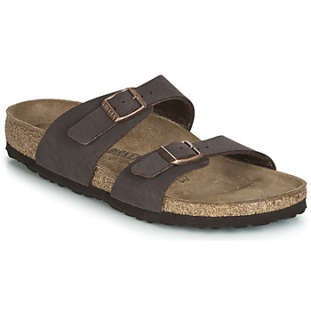 Shoes Women Mules Birkenstock SYDNEY Brown