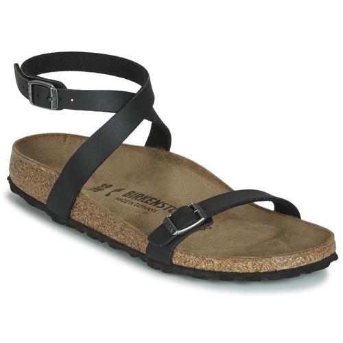Shoes Women Sandals Birkenstock DALOA Black