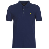 Clothing Men Short-sleeved polo shirts Lyle & Scott FAFARLIPE Marine