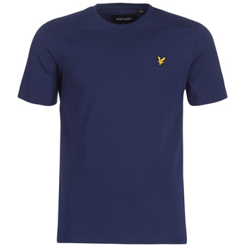 Clothing Men Short-sleeved t-shirts Lyle & Scott FAFARLIBE Marine