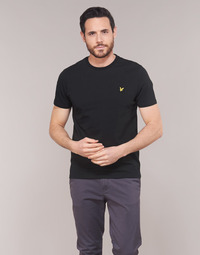 Clothing Men Short-sleeved t-shirts Lyle & Scott FAFARLIBE Black