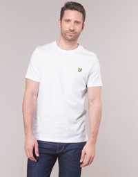 Clothing Men Short-sleeved t-shirts Lyle & Scott FAFARLITE White
