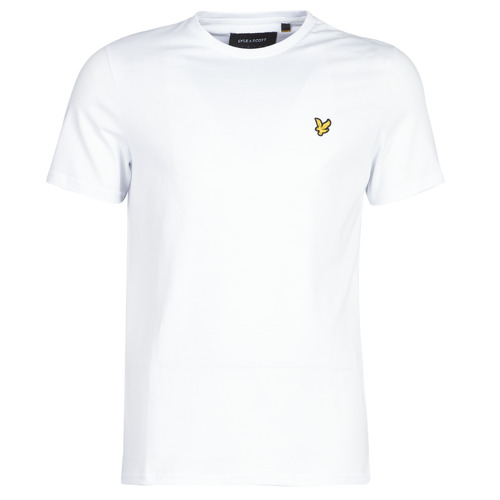 Clothing Men short-sleeved t-shirts Lyle & Scott FAFARLITE White