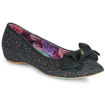 Shoes Women Flat shoes Irregular Choice MINT SLICE Black