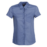 Clothing Women Short-sleeved shirts Patagonia LW A/C Top Blue
