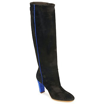 Shoes Women High boots Michel Perry 13184 Black