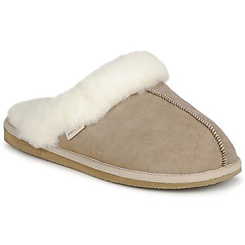 Shoes Women Slippers Shepherd JESSICA Beige