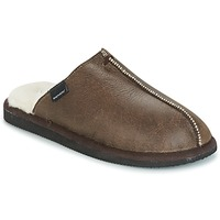 Shoes Men Slippers Shepherd HUGO Brown