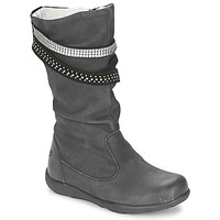 Shoes Girl High boots Primigi (enfant) CHARLIZE Black