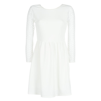 Clothing Women Short Dresses Betty London J.LOUISE White
