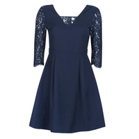 Clothing Women Short Dresses Betty London JADE Marine
