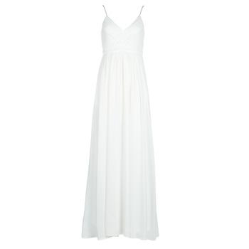 Clothing Women Long Dresses Betty London J.VICTOIRE White