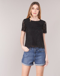 Clothing Women Tops / Blouses Moony Mood KEMI Black