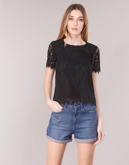 Clothing Women Tops / Blouses Moony Mood KEMI Black