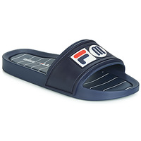 Shoes Women Tap-dancing Melissa SLIDE + FILA Marine