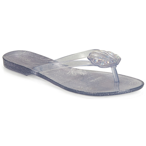 Shoes Women Flip flops Melissa HARMONIC SHELL Coral