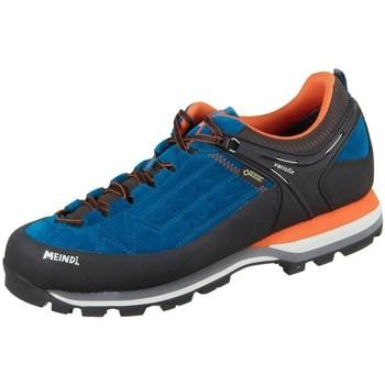 Shoes Men Low top trainers Meindl Literock Gtx Blue