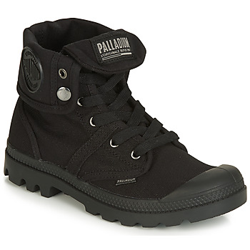 Shoes Women Mid boots Palladium PALLABROUSE BAGGY Black