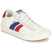 Shoes Low top trainers Palladium PALLAPHOENIX FLAME C White