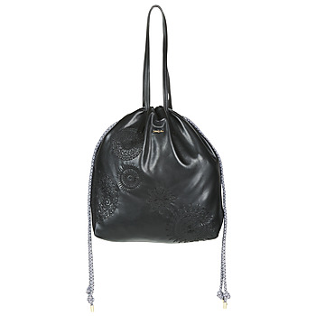 Bags Women Small shoulder bags Desigual DARK AMBER TALLIN Black